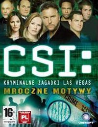 Okładka CSI: Crime Scene Investigation 2 - Dark Motives (PC)