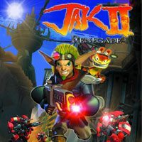 Game Box for Jak II: Renegade (PS2)