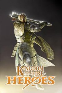 Game Box for Kingdom Under Fire: Heroes (PC)