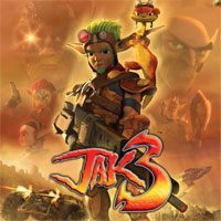 Game Box for Jak 3 (PS4)