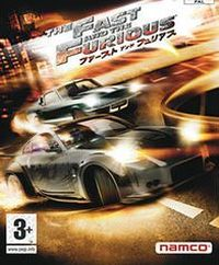 Okładka The Fast and the Furious: Tokyo Drift (PS2)