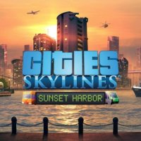 Game Box for Cities: Skylines - Sunset Harbor (PC)
