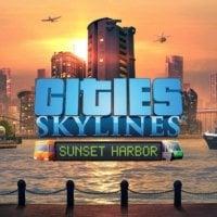 Okładka Cities: Skylines - Sunset Harbor (PC)