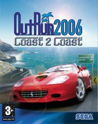 Okładka OutRun 2006: Coast 2 Coast (PS2)