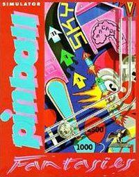 Game Box for Pinball Fantasies (PC)