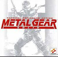 Game Box for Metal Gear Solid (PC)