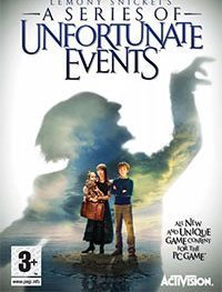 Okładka Lemony Snicket's A Series of Unfortunate Events (PC)