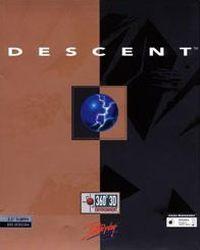 Okładka Descent (1995) (PC)