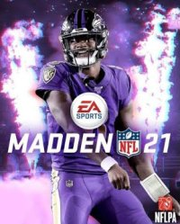 Game Box for Madden NFL 21 (PC)