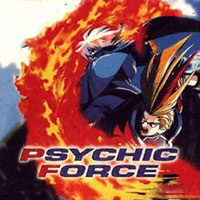 Okładka Psychic Force (PS1)