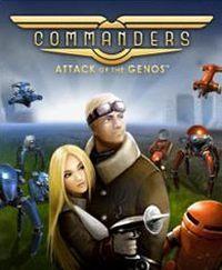 Okładka Commanders: Attack of the Genos (X360)