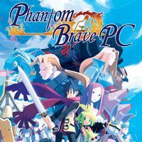 Okładka Phantom Brave (PC)