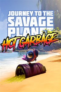 Okładka Journey to the Savage Planet: Hot Garbage (PS4)