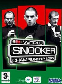Game Box for World Snooker Championship 2005 (PS2)