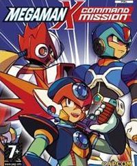 Game Box for Mega Man X: Command Mission (GCN)