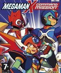 Okładka Mega Man X: Command Mission (GCN)