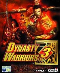 Okładka Dynasty Warriors 3 (XBOX)