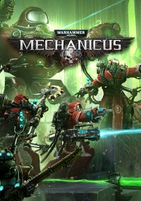 Okładka Warhammer 40,000: Mechanicus (PC)