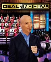 Game Box for Deal or No Deal (GBA)