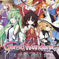 Game Box for Touhou Genso Wanderer Reloaded (PC)