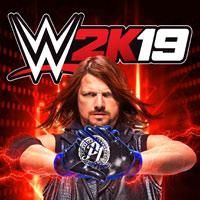 Okładka WWE 2K19 (PC)