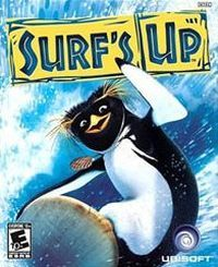 Game Box for Surf's Up (PC)
