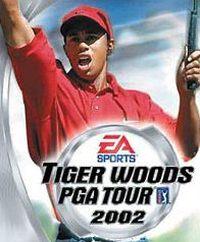 Okładka Tiger Woods PGA Tour 2002 (PC)