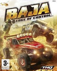 Okładka Baja: Edge of Control (PS3)