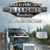 Okładka American Truck Simulator: Oregon (PC)