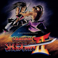 Game Box for Samurai Shodown 2 (PS1)