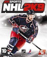 Okładka NHL 2K9 (X360)