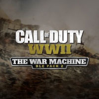 Okładka Call of Duty: WWII - The War Machine (PS4)