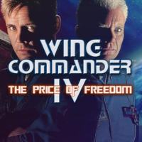Okładka Wing Commander IV: The Price of Freedom (PS1)