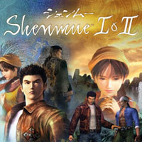 Game Box for Shenmue I & II (PC)