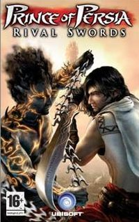 Okładka Prince of Persia: Rival Swords (PSP)