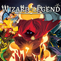 Okładka Wizard of Legend (PC)