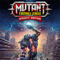 Game Box for Mutant Football League: Dynasty Edition (PC)