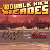 Game Box for Double Kick Heroes (PC)