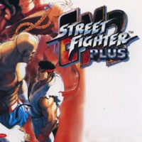 Okładka Street Fighter EX2 Plus (PS1)