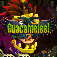 Game Box for Guacamelee! 2 (PS4)