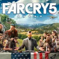 Game Box for Far Cry 5 (PC)