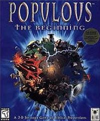 Okładka Populous: The Beginning (PC)