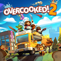 Game Box for Overcooked 2 (PS4)