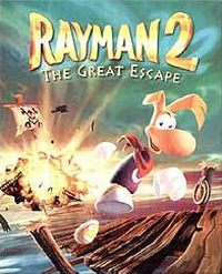 Game Box for Rayman 2: The Great Escape (PC)