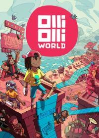 OlliOlli World (PC cover