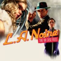 Game Box for L.A. Noire: The VR Case Files (PS4)