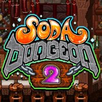 Game Box for Soda Dungeon 2 (PC)