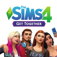 Okładka The Sims 4: Get Together (PC)