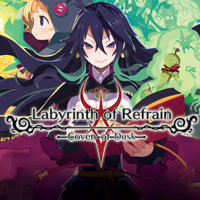 Game Box for Labyrinth of Refrain: Coven of Dusk (PC)