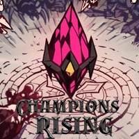Okładka Champions Rising: Legends of Elusia (iOS)